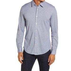 Hugo Boss Men's Classic Fit Dress Shirt 16 32/33